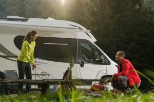 motorhoming back safe advice from our London chiropractor